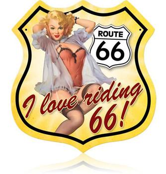 I Love Riding 66 ! (XLarge)