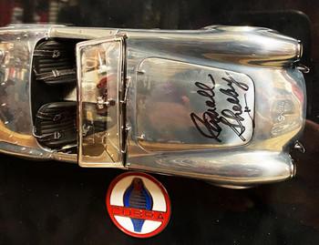 Carroll  Shelby Framed Certified Autograph Cobra Model Shadow Box