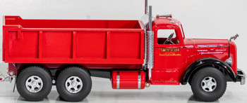 Smith-Miller Mack Transfer Dump Truck #60/100 Red Tractor