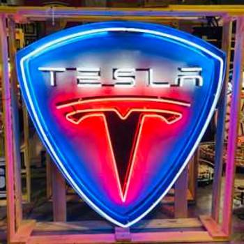 Tesla Neon
