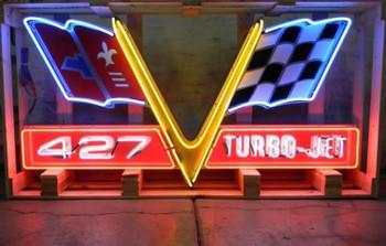 Corvette 427 Neon