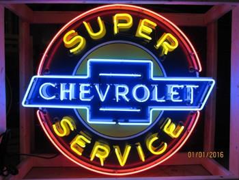 Super Chevrolet Service Neon
