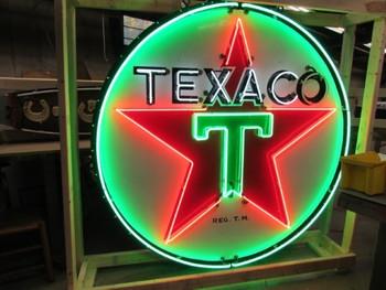 Texaco Neon