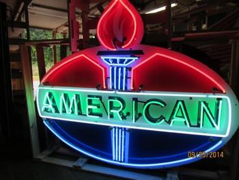 American Gas Neon