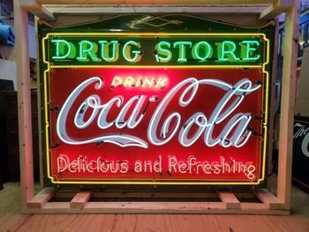 Coca-Cola Neon