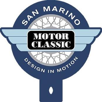 San Marino Motor Classic 2021 License Plate Topper