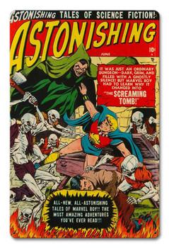 Astonishing Comic Tales of Science Fiction