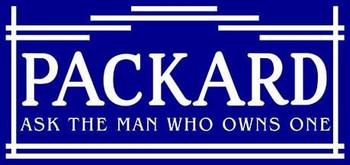 """Packard 8"""" x 18"""""""