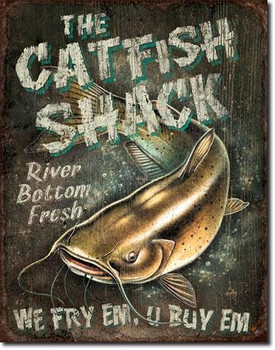 Catfish Shack (disc)