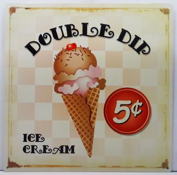 Double Dip Ice Cream
