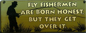 Fly Fisherman... (fishing)