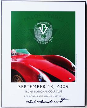 Palo Verdes Concours D'Elegance Sept 2009