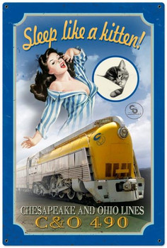 Chesapeake Train (XLarge)