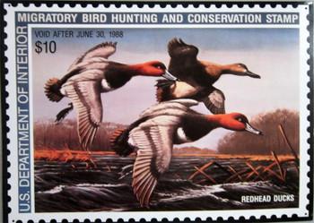 Migratory Bird Hunting $10