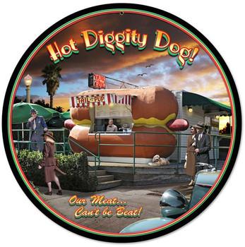 Hot Diggity Dog !