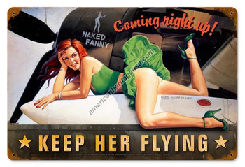 Keep Her Flying (XLarge)