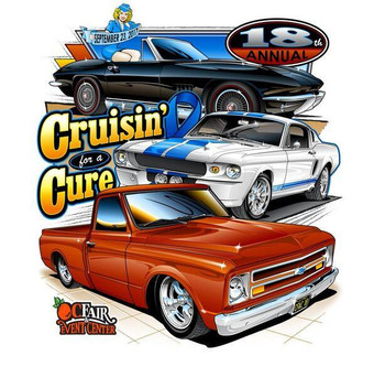 Crusin' for a Cure Sept 2017