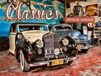Classics Vintage Garage