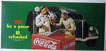 Coca-Cola  Pause