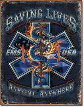 Saving Lives-EMS USA