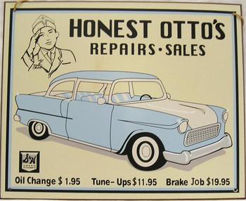 Honest Otto's Repairs-Sales