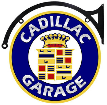 "Cadillac Garage 22"" Disc Hanging"