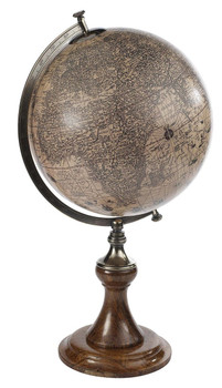 Hondius 1627 with Classic Stand