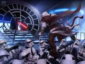 Assassin's Creed vs Star Wars