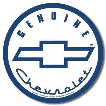 Genuine Chevrolet Round (DISC)