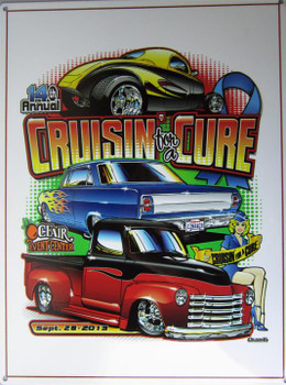 Crusin' for a Cure Sept 2013
