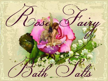 Rose Fairy Bath Salts