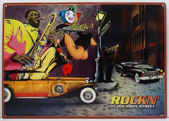 Rockin' on Bourbon Street
