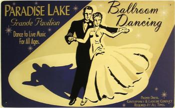 Paradise Lake Ballroom Dancing