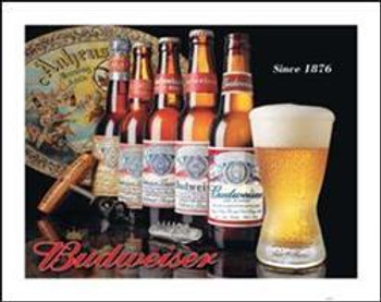History Of Budweiser