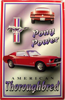Mustang-Pony Power