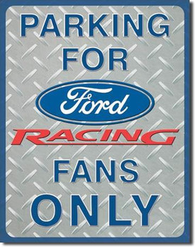 Parking For FORD Fans Only