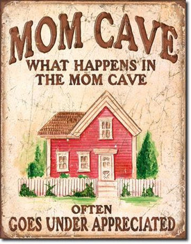 Mom Cave-Under Appreciated
