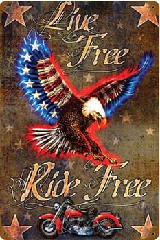 Live Free-Ride Free