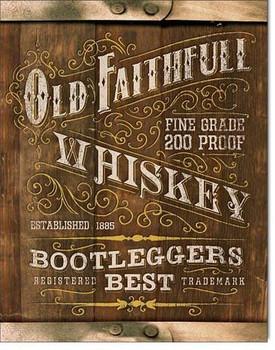Old Faithfull Whiskey DISC