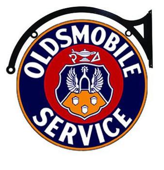"""Oldsmobile Service Hanger 22"""""""