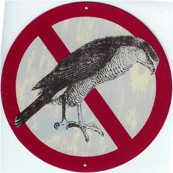 No Hawks - Birds of Prey
