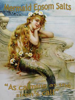 Mermaid Epsom Bath Salts