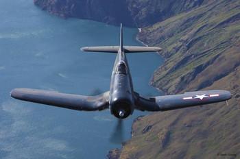 Corsair Airplane