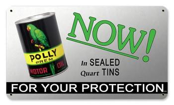 Polly Motor Oil