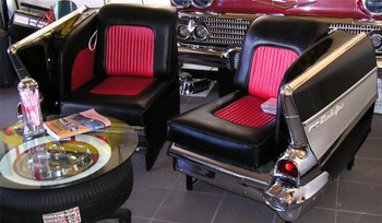 1957 Chevrolet Chairs