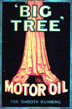 Big Tree Motor Oil