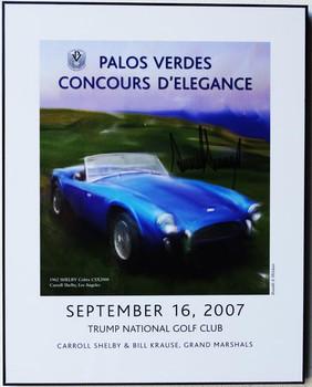 Palo Verdes Concours D'Elegance Sept 2007