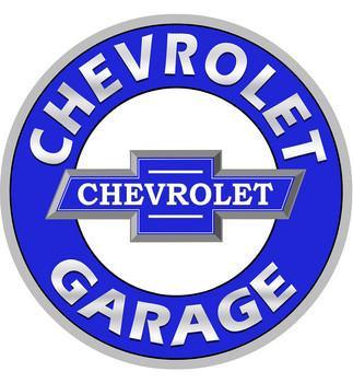 """Chevrolet Garage 22"""""""