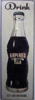 Drink Kaplan's Kola