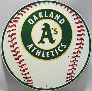 Oakland Athletic's-Baseball